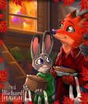 Happy Thanksgiving, Zootopia! by richardAH