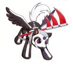 Hidan Pony by Becky-KH