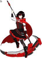 Ruby Rose by VGAfanatic