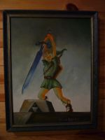 Link Painting by Jelle-C