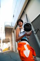 Chell by fabiohazard