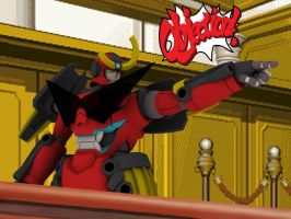 OBJECTION by Ultimatetransfan