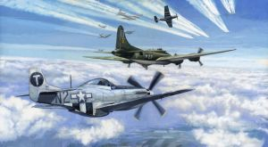 Daylight Raid 1944 by Harnois75