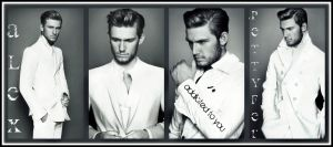 A.Pettyfer by AngeliqueLuv