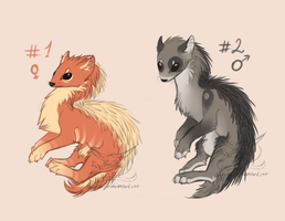 Fedgehogs offer to adopt Sold by Darkylucifer
