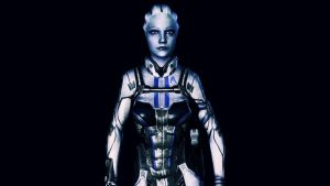 Liara T'Soni 35 by johntesh
