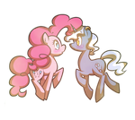 Collab: Party of Two by Joel-Grizzlebeard
