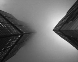 Opposing Heights by spudart