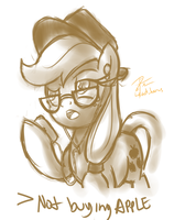 Hipsterjack by leadhooves