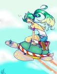 WATCH OUT THE FLYING TURTLE!! by this-is-menta