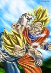 Vegetto: Goku Vegeta DBZ eXtreme Fight by vegetto-vegito