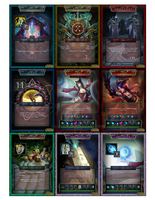 League of Legends: TCG (Battle for Demacia) by Log1ck