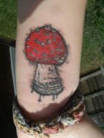 Fly Agaric by TOOLaree