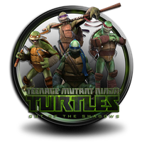 Turtles: Out of the Shadows icon by S7 by SidySeven