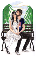 GaiaOnline:: Gremmy Couple by vaoni