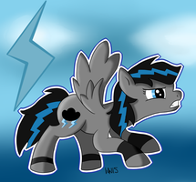 Azul Thunder by Emily4457