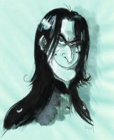 You're a mean one, Mr. Snape by pers-shime