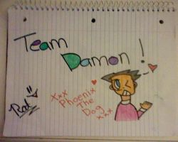 .:Team Damon Gift:. by 2009abc