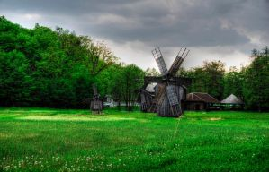 windmills by Lucianluce