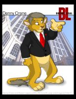 Fuzzy Legal:  Denny Crane by nanook123