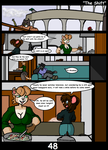 The Cat's 9 Lives! p48 by TheCiemgeCorner