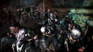 Nazi Zombies Wallpaper 1 by GaryckArntzen