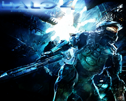 Halo 4: Master Chief - WALLPAPER by Silas-Tsunayoshi