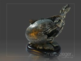 Dragonegg I by MarcZieger