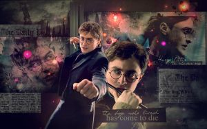 Harry Potter The boy who lived by awesomedesing