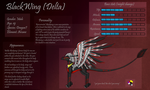 Blackwing (Delta) Ref by cynderplayer