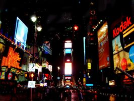 Time Square III by RakdosS