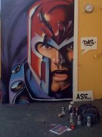 Magneto by nemesisdarkside