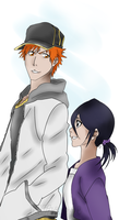 IchiRuki by devilMisao