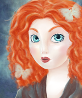 Merida by Nadily