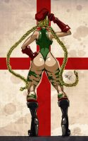 Cammy by Kuro69