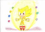 Super Sonic (S4E version) by sonic4ever760