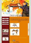 Calvin and Hobbes CSS by banishedcatgirl233