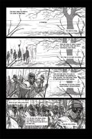 Ex Legio Mortis Page 01 Pencils by Douglasbot