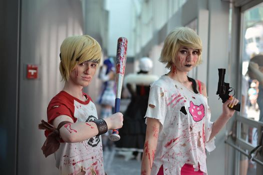 Bloody Homestuckers at Anime Revolution 2014 by Hxes