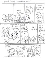 Shell Short 41 by WolffangComics