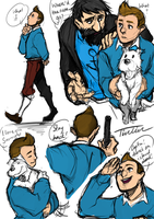 TinTin by breaktown