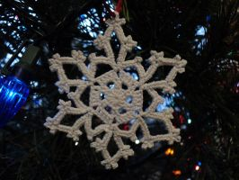 snowflake 2010 by Brookette
