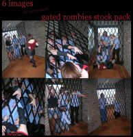 gated zombies pack by carro-stalk