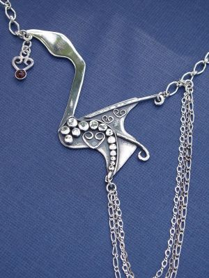 For the Love of Dragons..sold by *BOXCJewelry on deviantART