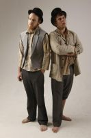Waiting for Godot by oche