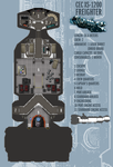CEC XS-1200 Freighter by boomerangmouth