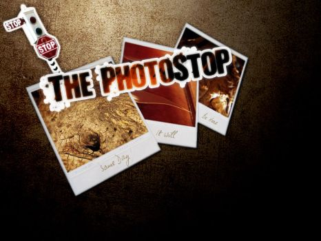 ThePhotoStop Splash by saboter