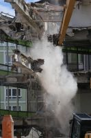 Demolition site Stock 04 by Malleni-Stock