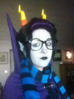 Eridan of awful quality by Avafaidian