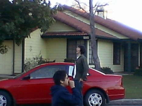 Cough and Stretch by -rhetoric-